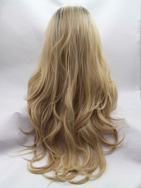 Beauty Synthetic lace front wig