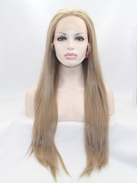 Amanda Synthetic lace front wig