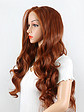 Natasha Synthetic lace front wig