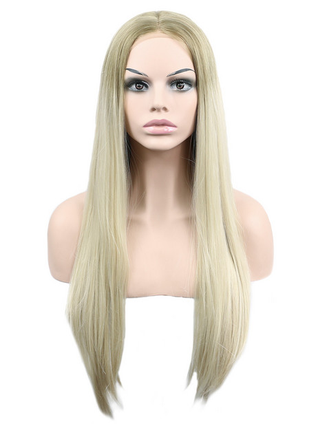 Blake Synthetic lace front wig