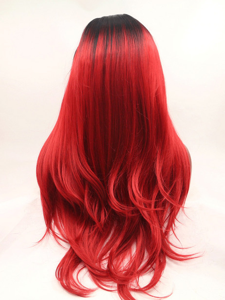 Phoenix Synthetic lace front wig