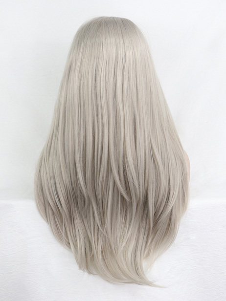 Dolphin Synthetic lace front wig