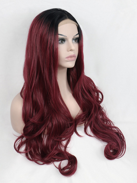 Diva Synthetic lace front wig