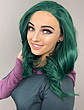 Polaris Synthetic lace front wig