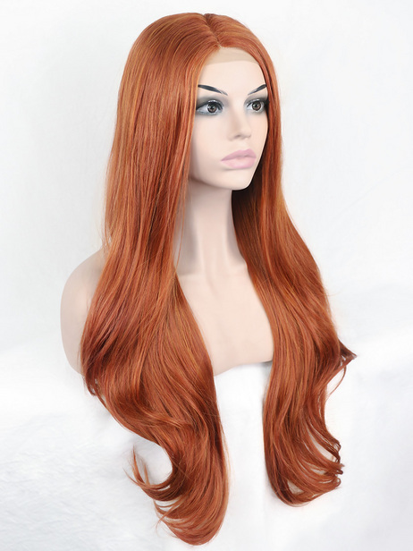 Mars Synthetic lace front wig