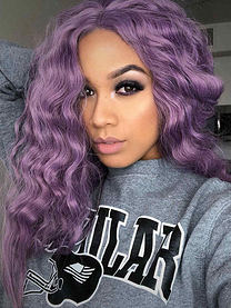 Ripple Synthetic lace front wig