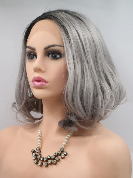 Moonlight Synthetic lace front wig