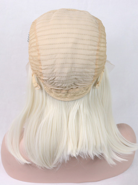 Hyacinth Synthetic lace front wig