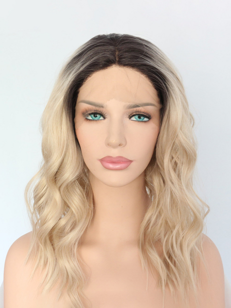 Shein Synthetic lace front wig