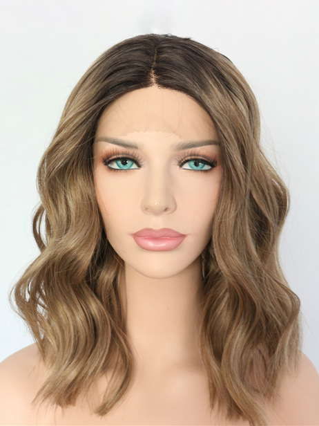 Joi Synthetic lace front wig
