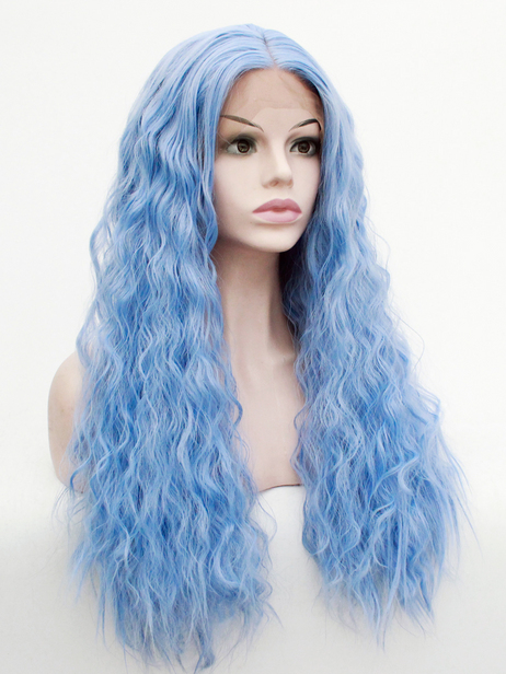 Eva Synthetic lace front wig