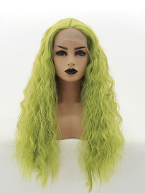 ST0086 Synthetic lace front wig
