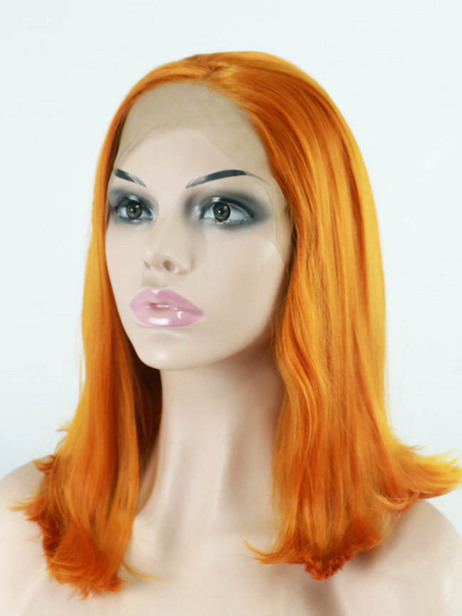 ST0094  Synthetic lace front wig