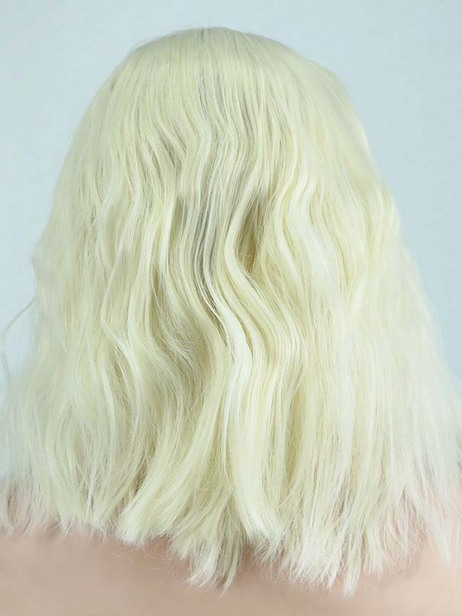 ST0095  Synthetic lace front wig