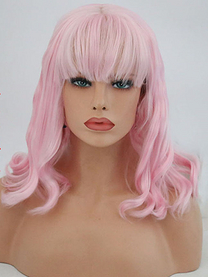 Barbie  Synthetic lace front wig