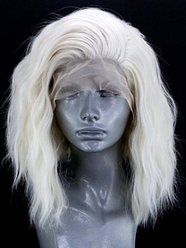 ST0106 Synthetic lace front wig