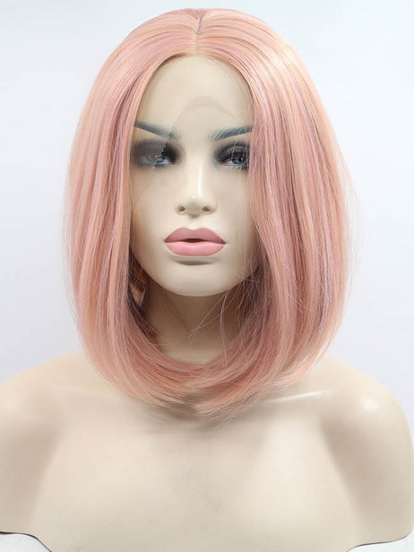 Lala Bob  Synthetic lace front wig