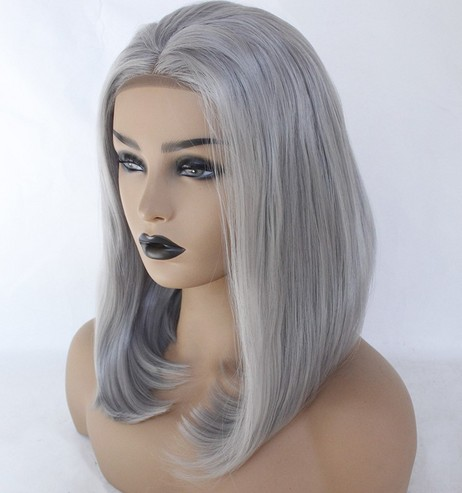 ST0119  Synthetic lace front wig