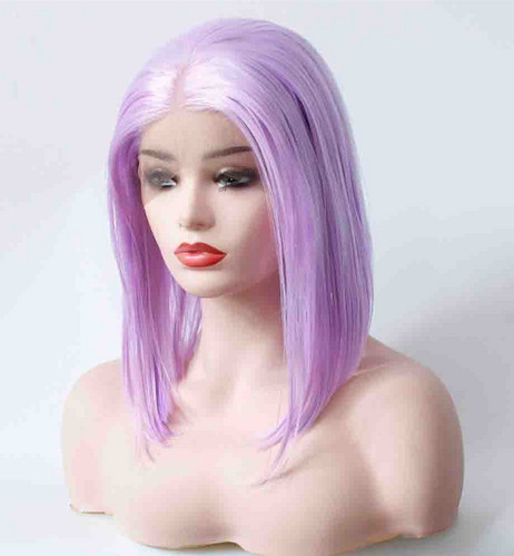 ST0120  Synthetic lace front wig